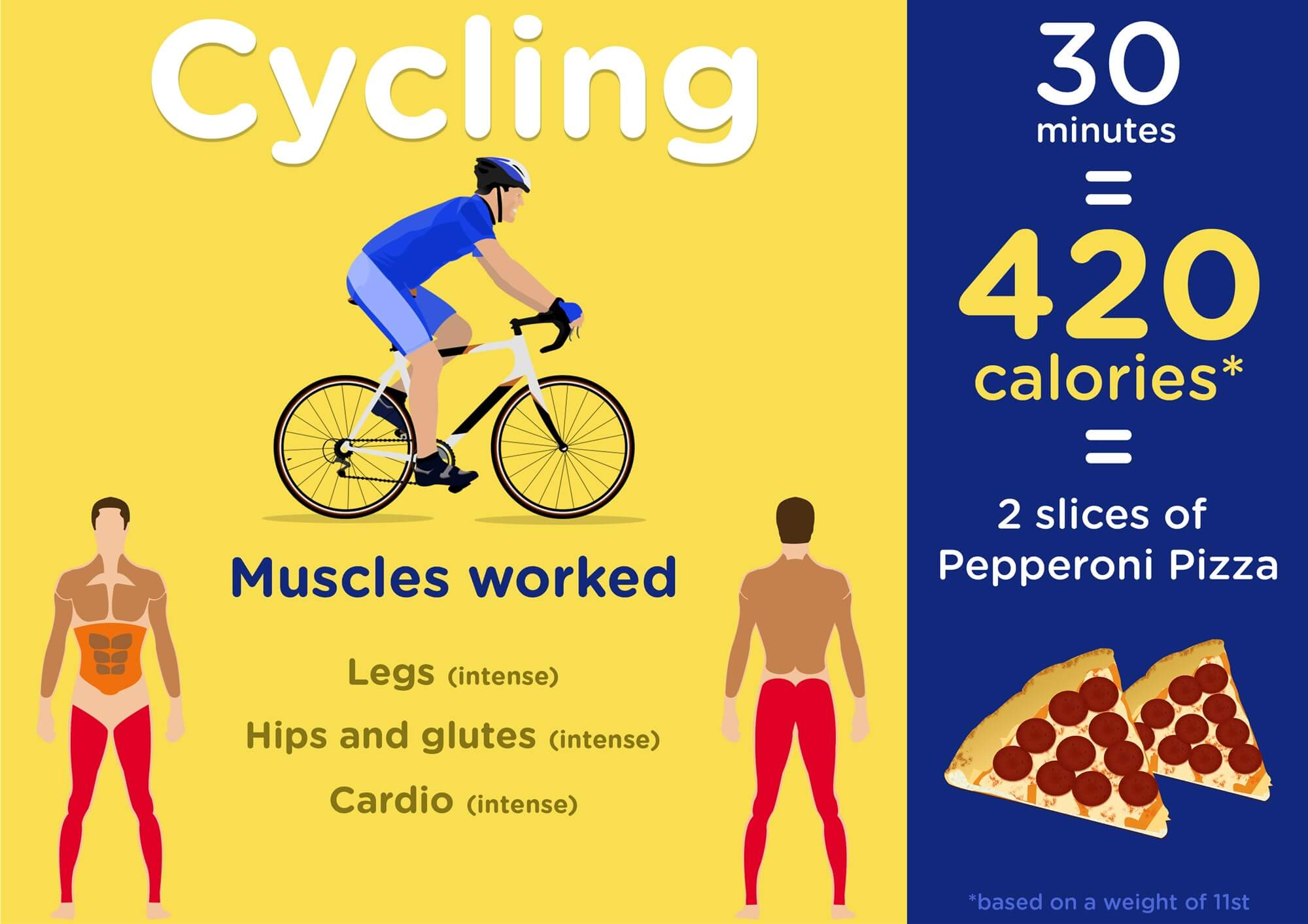 Calories burned while pulling a bike trailer – palm beach bike tours.