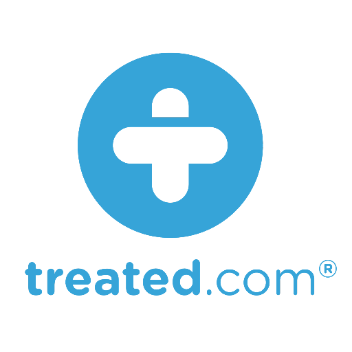Treated logo
