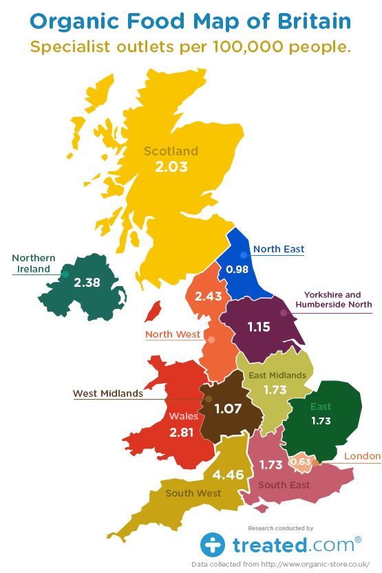 Organic Food Map of Britain on sweden map, england map, greece map, europe map, the netherlands map, morocco map, british isles map, australia map, britain map, asia map, spain map, japan map, world map, france map, holland map, germany map, ukraine map, united kingdom map, italy map, canada map,