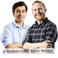 Ewan Waters | Jackson Hall - Content Team