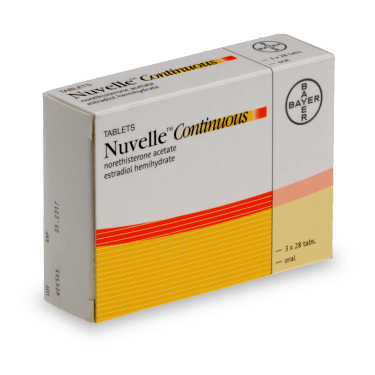 Nuvelle Continuous