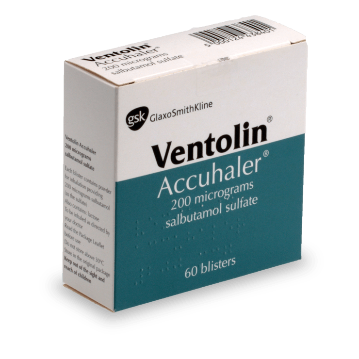 Ventolin Accuhaler