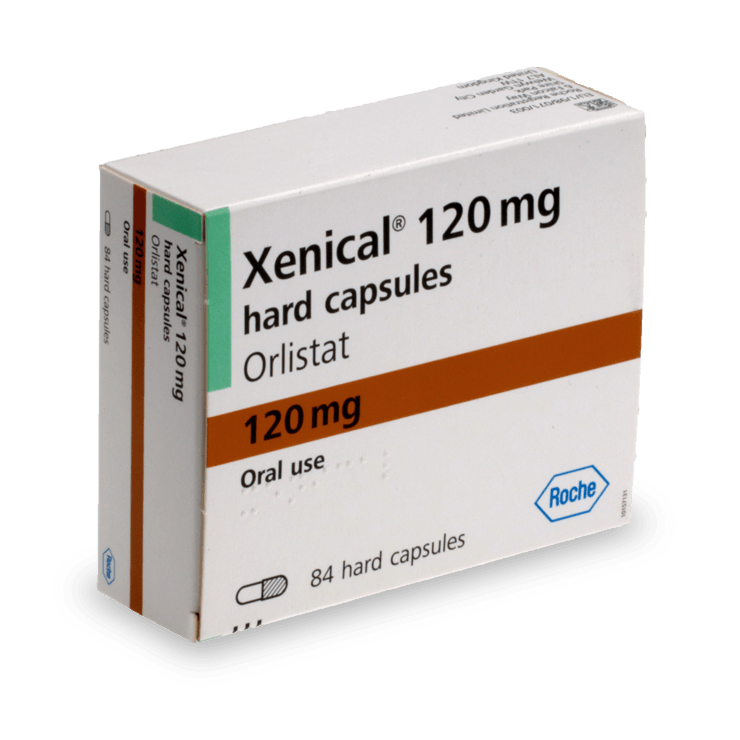 Xenical 120 mg