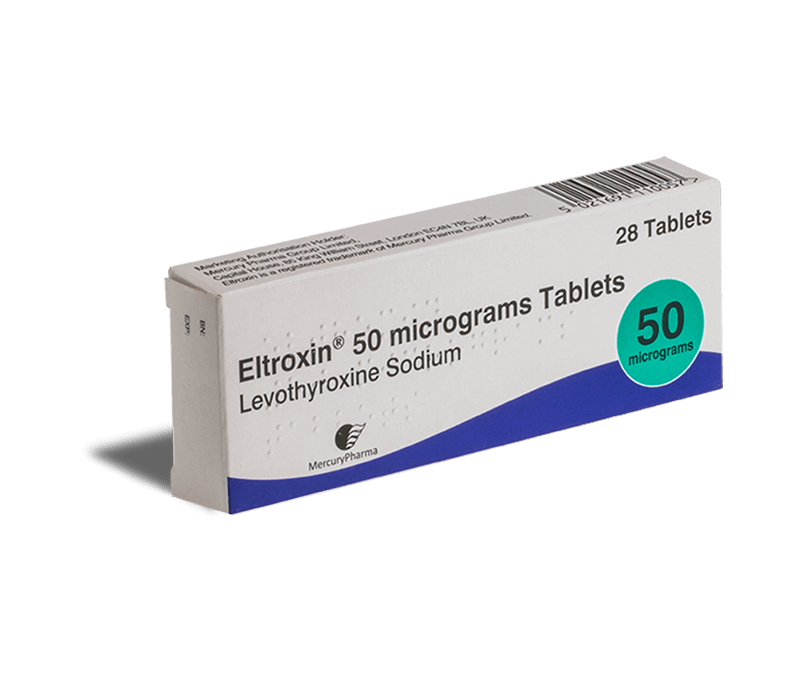 Buy Eltroxin Online 50 Or 75mcg Tablets Uk Pharmacy Treated Com