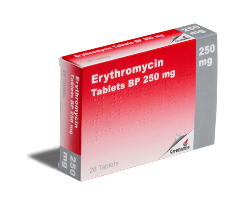 Erythromycin 250 Mg Tablets And Alcohol
