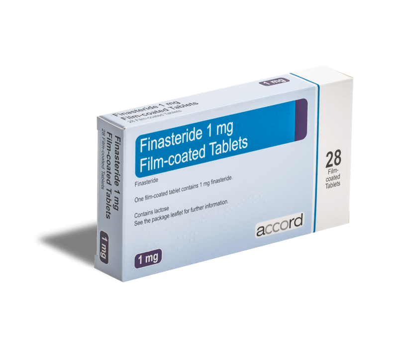Finasteride (for hair loss)