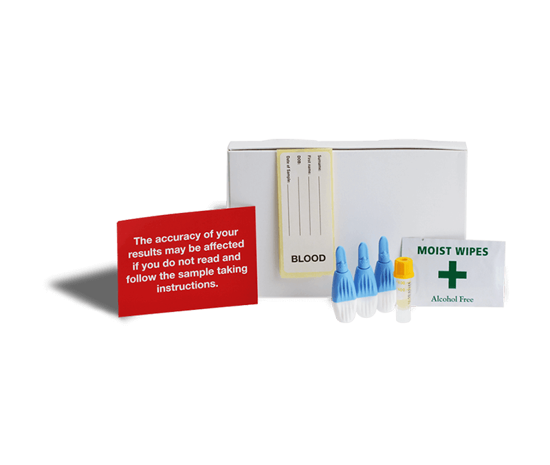 HIV Lab Test Kit