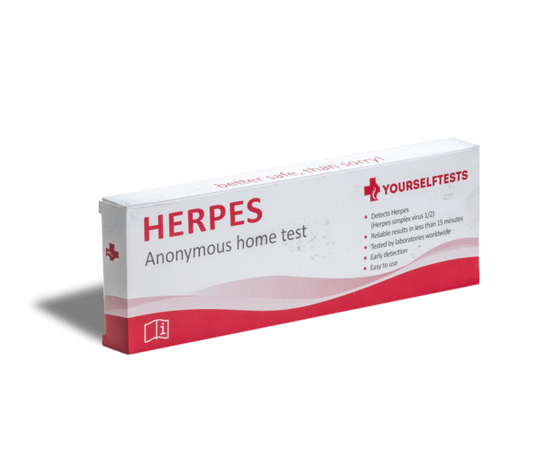 Herpes Home Test Kit