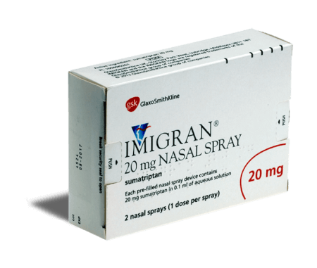 Buy Imigran Online, Nasal Spray & Tablets, UK Pharmacy