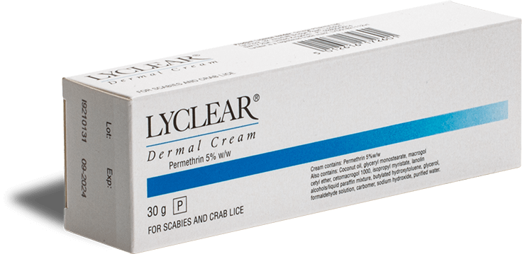 Buy Lyclear Online Topical Cream For Scabies Pubic Lice Head Lice