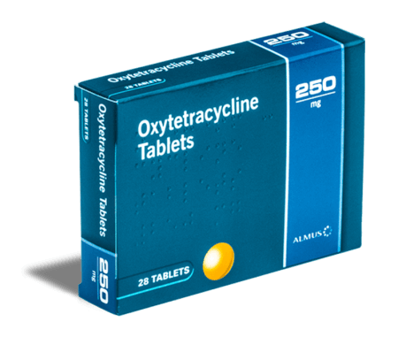 Oxytetracyclin