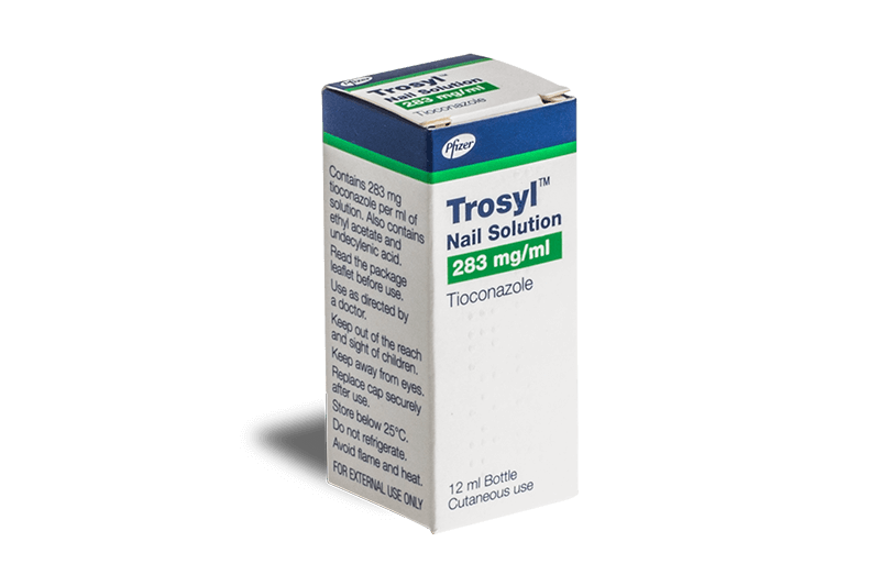 Trosyl Nail Solution