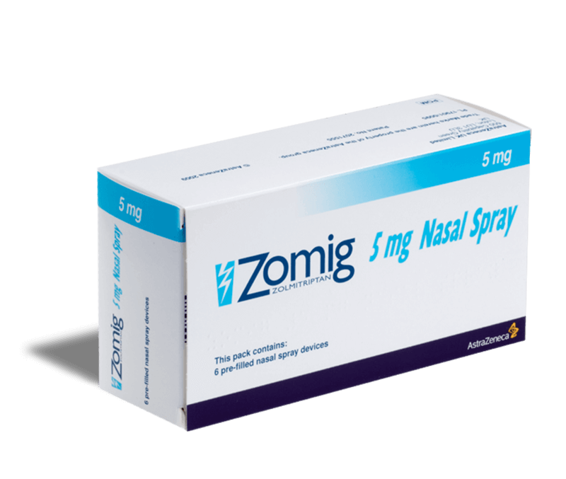 Zomig Spray Nasal