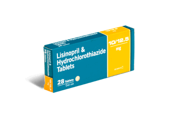 Lisinopril/Hydroklortiazid